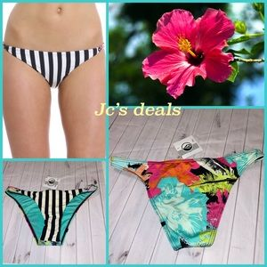 💦🦋 Volcom night our cheeky bikini bottoms 🦋💦